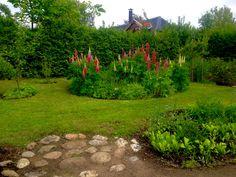 Garden right now!