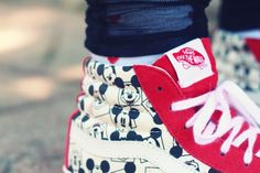 mickey mouse & vans