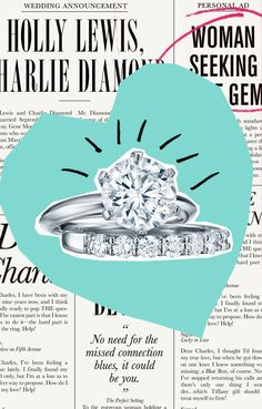The Tiffany® Setting—what's not to love?
