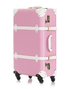 American Tourister Palm Valley 55cm Cabin Luggage Suitcase | Pink ...