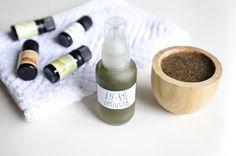 Soins anti-cellulite : gommage + huile de soin + massages