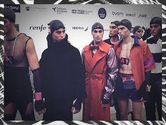 2255 by Anel Yaos/ Spring 15/ Valencia Fashion Week/ Zocos by Elena Ferro Lamela/ Metacrilato by Inmaculada Vergara/ Women/ Men/ Backstage/ Photo JUMGER Photography