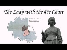 ▶ Florence Nightingale: Pie charts & the Lady with the Lamp [Mathematics Statistics Science education - YouTube