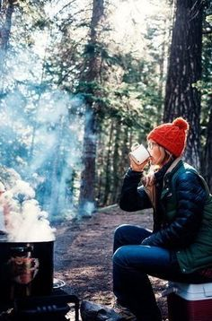 Six stylish camping essentials you can't leave behind.