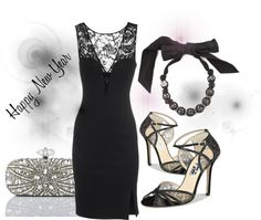 """""""Happy New year"""" by fiona-ross on Polyvore"""