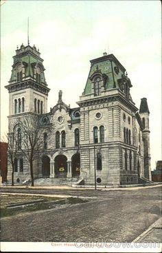 Court House Jacksonville Illinois