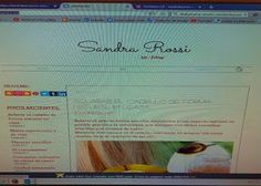SANDRA ROSSI: Mí página WIX