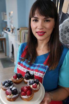 My favourite places in London - Rachel Khoo Rachel Khoo, Food Program, Lamb Shanks, London Places, Dinner For Two, Domestic Goddess, Home Recipes, E Design, Berries