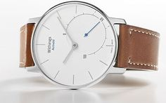 Want to keep track of your activity and sleep patterns without having to wear   a black rubber bracelet? Consider this Swiss-made watch which cleverly hides   its ulterior purpose - but expect to pay for quality, says Matthew Sparkes