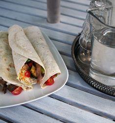 Nyhtöhirvi   365 days with Ida Food Policy, Fresh Rolls, Ethnic Recipes