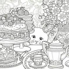 Раскраски Дариа Сонг