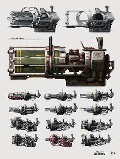 Weapons of Fallot 4n - часть вторая, финал. Оружие, техника, архитектура и т.д. Кроме того, анонсированы первые длс, но о них мы поговорим в следующий раз.