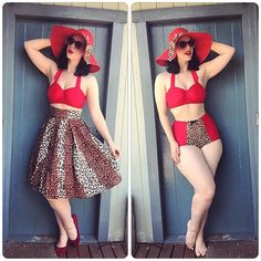 Two Piece and Cover up (Miss Victory Violet)