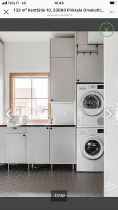 Stacked Washer Dryer, Washer And Dryer, Washing Machine, Laundry, Home Appliances, Classroom, Laundry Room, House Appliances, Washing And Drying Machine