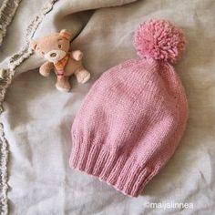 Lapsen pipo Children, Kids, Knit Crochet, Winter Hats, Beanie, Diy Crafts, Knitting, Crocheting, Baby