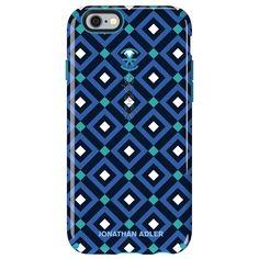 TECH ACCESSORIES - Blue Diamonds iPhone 6 Speck Case