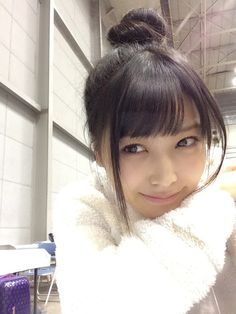 Shiroma Miru (白間美瑠) - NMB48 - Team M #gravure #jpop #idol #nmb48 #beautiful #japan #Google+ #selfie