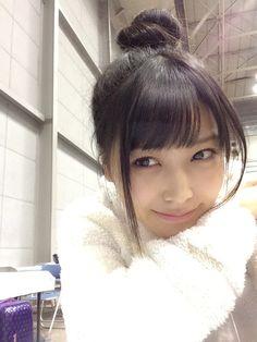 Shiroma Miru (白間美瑠) - NMB48 - Team M #gravure #jpop #idol #nmb48 #beautiful #japan #Google+ #selfie