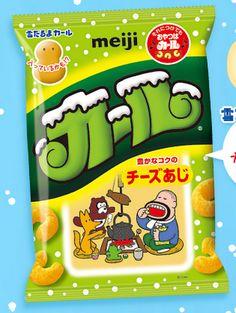 Meiji Karl Cheese Flavor