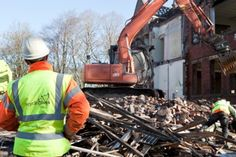 Demolition! Recycling, Commercial, Trucks, Truck, Upcycle