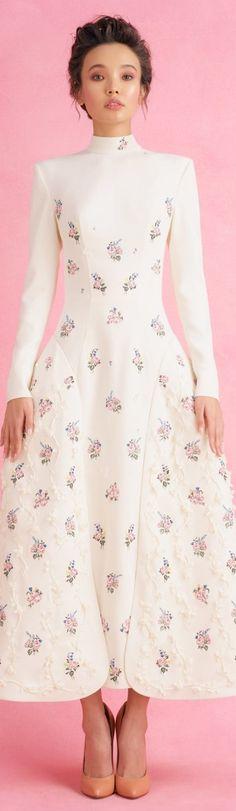 Ulyana Sergeenko Spring 2018 Couture Ulyana Sergeenko