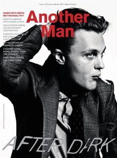 Another Man Issue 13, autumn/winter 2011, photographed by Hedi Slimane