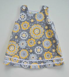Gramma needs to get busy sewing these for Abby! Cute!!