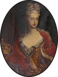 Queen Maria Anna of Portugal