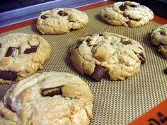 Jaay's Best Ever Chocolate Chip Cookies