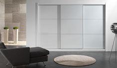 MAIUR - Puertas correderas Mirror Door, Kids House, Modern, Furniture, Home Decor, Door Ideas, Storage Ideas, Closets, Ideas Para