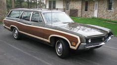 1970 Ford Torino Squire Wagon