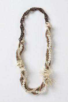 gorgeous anthropologie necklace