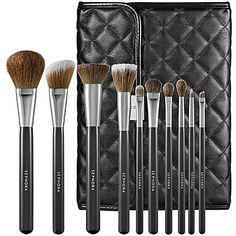 Mother's Day Gift Ideas: SEPHORA COLLECTION Prestige Luxe Brush Set #sephora #mothersday