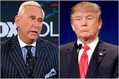 """Trump proxy Roger Stone: """"It's entirely possible"""" there's a fifth column in the media and Clinton's aides are Saudi spies"""