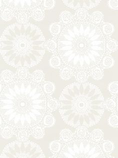 Neutral Geometric Wallpaper