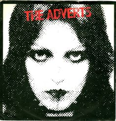 The Adverts, One Chord Wonders by Barney Bubbles,Stiff Records 1977 via @alfrediux