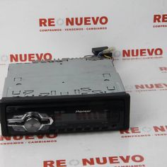 Radio PIONEER DEH-140UB de segunda mano E276982   Tienda online de segunda mano en Barcelona Re-Nuevo
