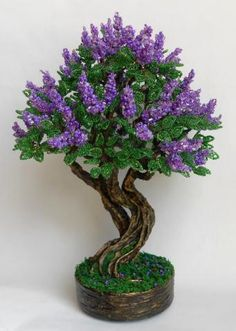 деревья из бисера - Пошук Google