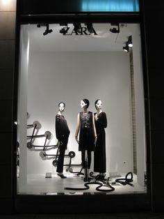 euroshop. euroshop 2017. window display. fashion. visual merchandise. shop desing. Zara.