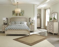 Asher Bed | Havertys | Favorite Spaces | Pinterest