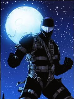 Snake Eyes Gi Joe, Airborne Ranger, Shadow Warrior, Warrior 2, Storm Shadow, Dope Wallpapers, Black Dragon, Cartoon Design, Animated Cartoons