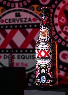 Dos Equis. by La Workshop , via Behance for all our #beer #packaging loving peeps PD