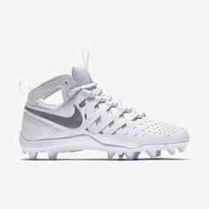 Nike Men's Huarache V Lax Mid Lacrosse Cleats | DICK'S Sporting Goods |  Christmas 2016 | Pinterest | Cleats and Lacrosse