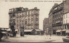 rue raymond losserand - Cerca con Google