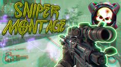 Call of Duty Black Ops 3 Sniper Montage: BO3 Sniper Trickshots, Feeds, H...