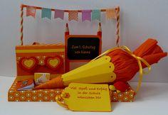 Weiteres - Süße Verpackung zur Einschulung - ein Designerstück von eigen--Art--ig---- bei DaWanda