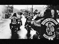 Sons of Anarchy   TODAY!!