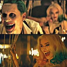 "👑THE QUEEN OF GOTHAM👑RolePlay on Instagram: ""At the club with Mistah J"" Harely Quinn And Joker, Joker And Harley Quinn, Dc Comics, Jared Leto Joker, Margot Robbie Harley Quinn, Gotham Girls, Dc Memes, Mark Hamill, Comic Character"