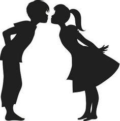 Kiss.<3