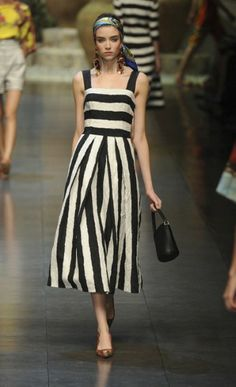 I really hope someone makes this for po' gals, like me! Dolce & Gabbana s/s 2013